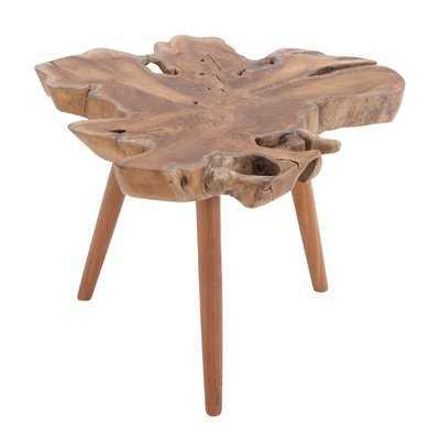 Nygaard Wood End Table - Wayfair