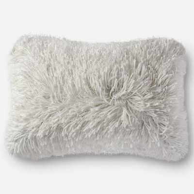 Gilby Shag Lumbar Pillow - AllModern