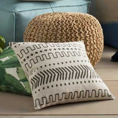 Hector Feather Down Throw Pillow - AllModern