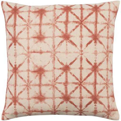 "Nebula 18"" x 18""  Pillow Shell with Polyester Insert - Neva Home"