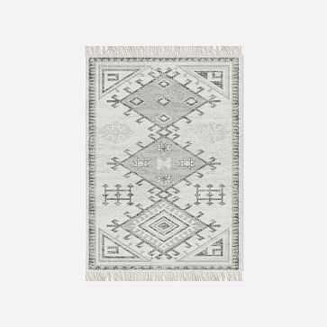 MTO Cordoba Rug, Ivory, 4x6 - West Elm