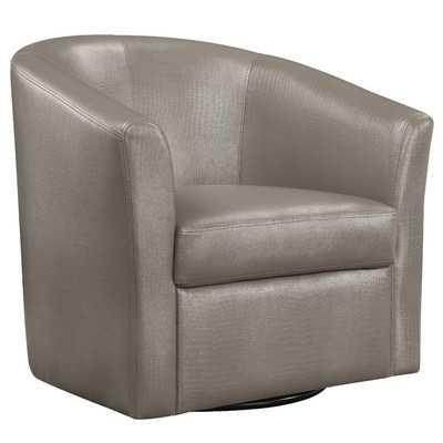 Swapnil Barrel Chair - Wayfair