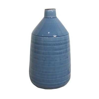 Bigler Ceramic Table Vase - Wayfair