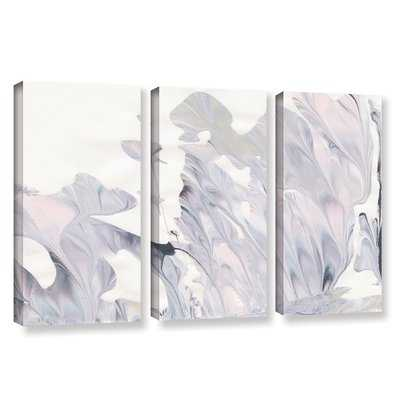 'Marbling II' Graphic Art Print Multi-Piece Image on Wrapped Canvas - Wayfair
