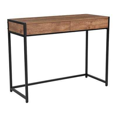 Giselle 2 Drawer Desk - AllModern