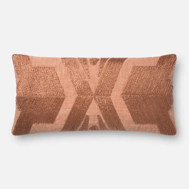 PILLOWS - COPPER - Magnolia Home by Joana Gaines Crafted by Loloi Rugs