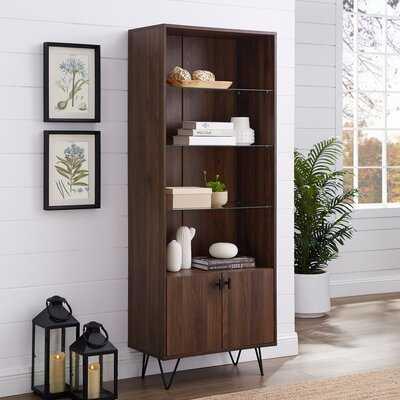 Cavender Modern Storage Standard Bookcase - Wayfair