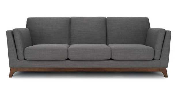 Ceni Pyrite Gray Sofa - Article