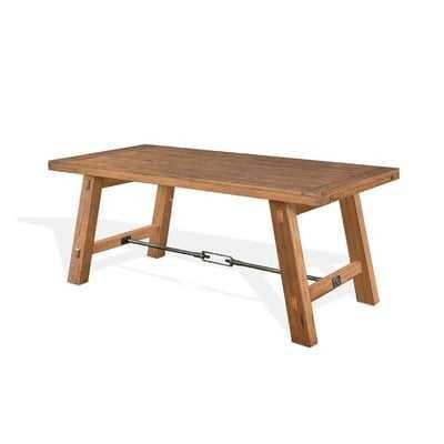 Hardin Solid Wood Dining Table - Wayfair