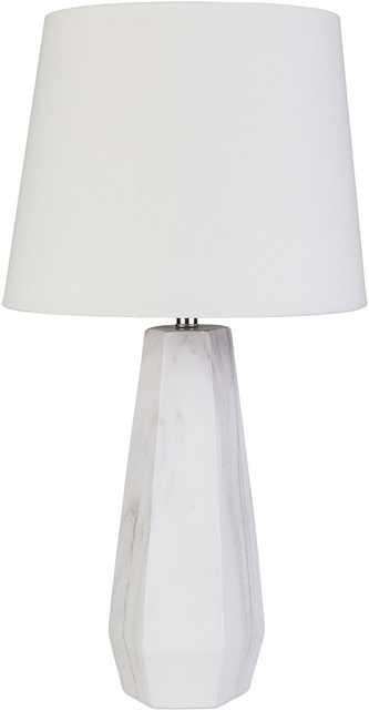 Palladian 13 x 13 x 25.25 Table Lamp - Neva Home