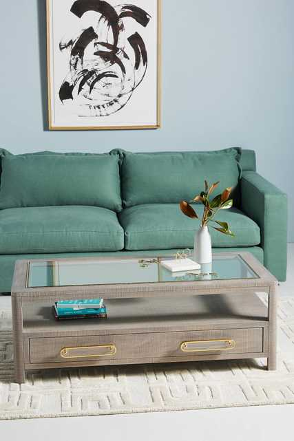 Odetta Coffee Table - Anthropologie
