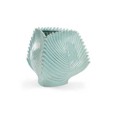 Palm Leaf Table Vase - Wayfair