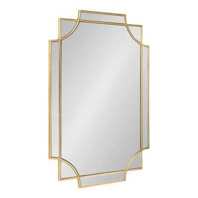 Leslie Frame Wall Mirror - Wayfair