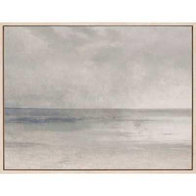 """Pastel Seascape II"""" Framed Wall Art - Wayfair"""