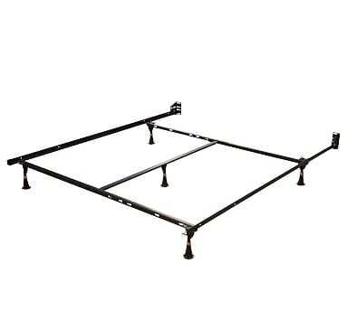 Metal Bed Frame, Queen - Pottery Barn