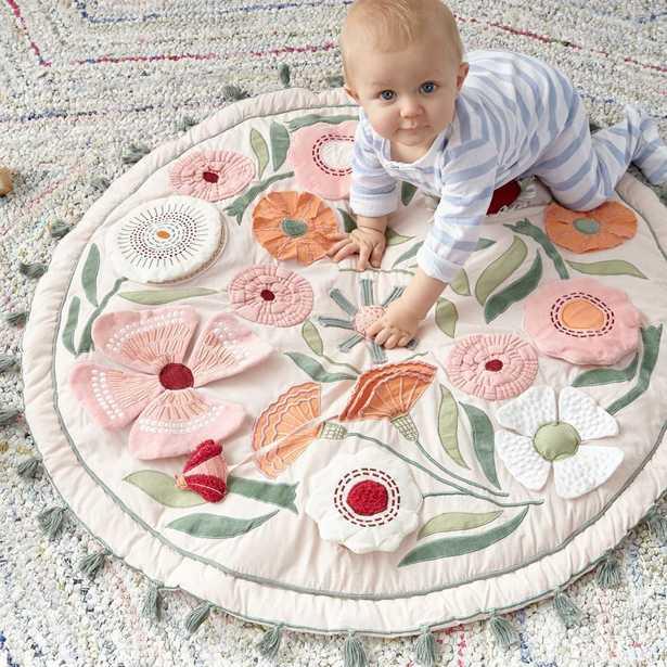 Magical Garden Baby Activity Mat - Crate and Barrel