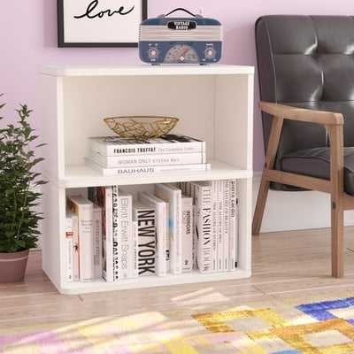 Kacey Standard Bookcase - Wayfair