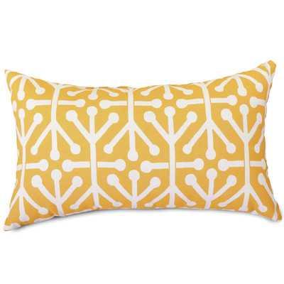 Nerys Indoor/Outdoor Lumbar Pillow - Citrus - Wayfair