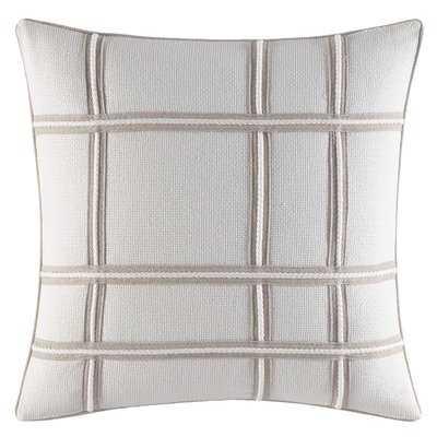 Abbot Rope Applique Cotton Throw Pillow - Wayfair