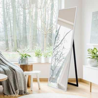 Pooler Free Standing Full Length Mirror - Wayfair
