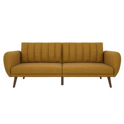Novogratz Brittany Full Convertible Sofa - AllModern