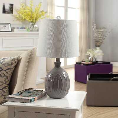 """Lutton 21"""" Table Lamp - Birch Lane"""