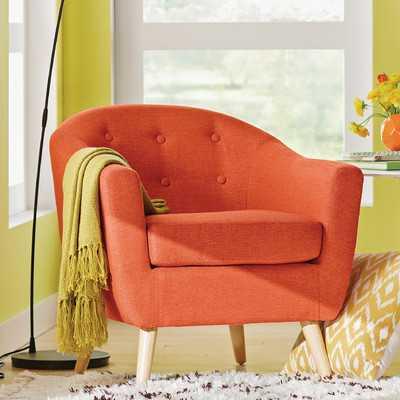 Henley Barrel Chair - Wayfair