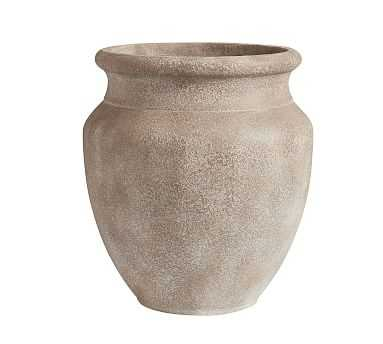 Azina Planter, Large Tall - Pottery Barn