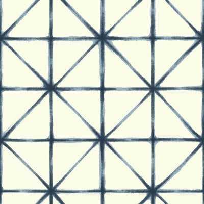 """Folden Modern 16.5' L x 20.5"""" W Geometric Peel and Stick Wallpaper Roll - AllModern"""