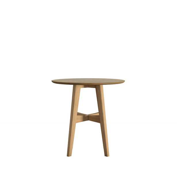 Calamar Natural Mid Century Accent Table - Home Depot