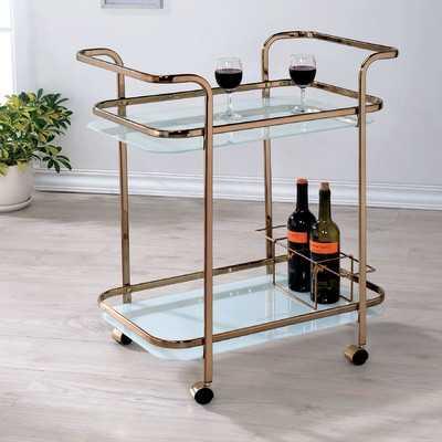 Laoise Bar Cart - AllModern