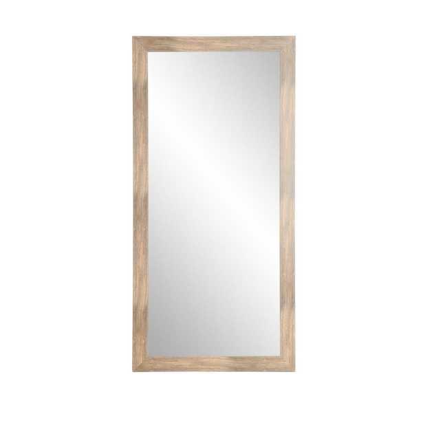 Urban Country Floor Mirror - Home Depot