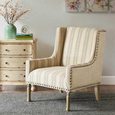 Lambdin Wingback Chair - Wayfair