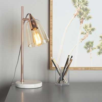 "Richmond Valley 19.5"" Desk Lamp - AllModern"
