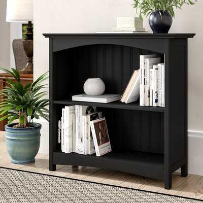 Herrin 2 Tier Standard Bookcase - Birch Lane