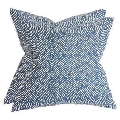Camilla Cotton Throw Pillow (Set of 2) - Wayfair