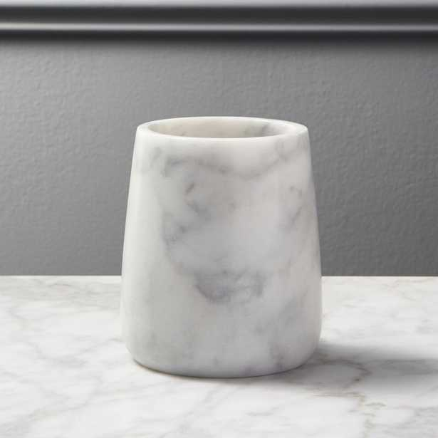 Marble Pencil Cup - CB2