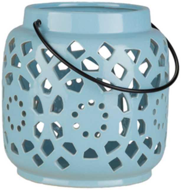 Avery 6.3 x 6.3 x 6.5 Lantern - Neva Home