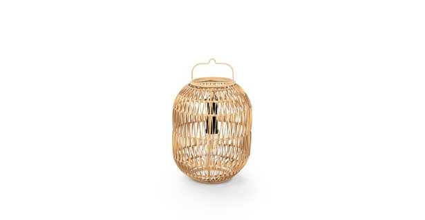 Bori Small Natural Lantern - Article