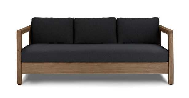 Arca Vintage Brown Sofa - Article
