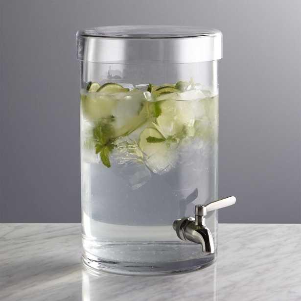 Cold Drink Dispenser - Crate and Barrel