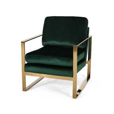 Progreso Modern Glam Armchair - Wayfair