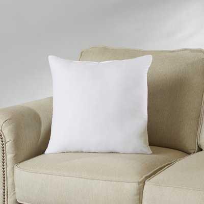 """18"""" x 18"""" Pillow Insert - Wayfair"""