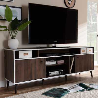 """Will Mid-Century 71"""" TV Stand - Wayfair"""