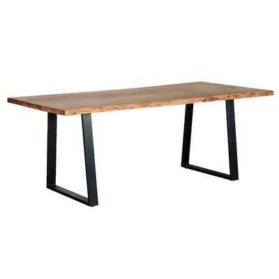 Rachael Solid Wood Dining Table - Wayfair