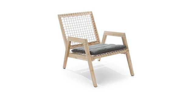 Teaka Lounge Chair - Article