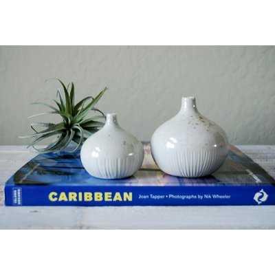 Deckland Bud 2 Piece Table Vase Set - Wayfair