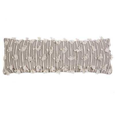 Nora Cotton Lumbar Pillow - Wayfair