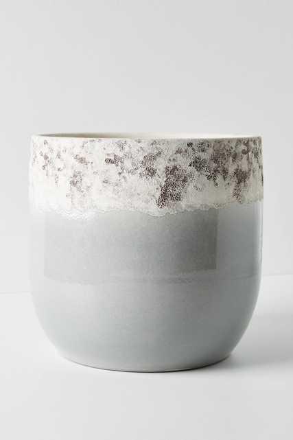 Sea Foam Pot - Anthropologie