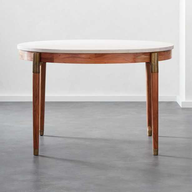 Polanco Round Dining Table - CB2